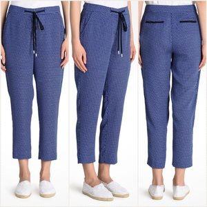 A X Armani Exchange drawstring trousers